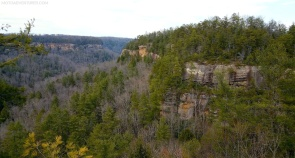 Red River Gorge Cliffs MotoADVR